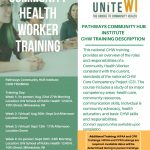 Community health worker training Unite WI
